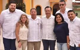 Con honestidad y trabajo, Gobierno del Estado reconstruye a Veracruz: Gómez Cazarín