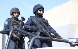 Otorga Cuitláhuac incremento salarial a policías, como parte de la Estrategia de Seguridad
