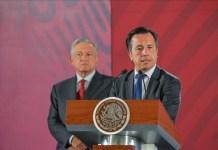 Veracruz da total respaldo al Plan Migratorio del Gobierno Federal: Cuitláhuac