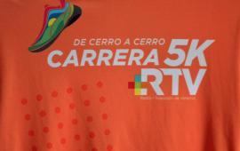 "Presenta RTV la carrera ""De cerro a cerro 5K"""