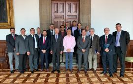 Veracruz Avanzará con proyecto de Cuencas Lecheras para detonar la producción: Cuitláhuac