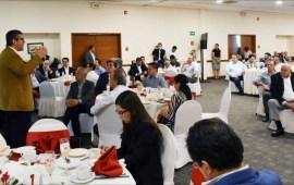Presenta SEDECOP estrategias para detonar la economía en Xalapa y la región