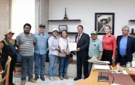 En Veracruz, recuperaremos la bonanza del campo: José Manuel Pozos