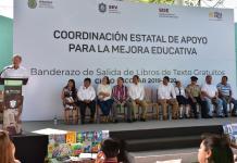 Comienza distribución de 9 millones de libros de texto gratuitos en Veracruz