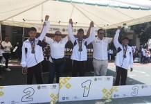 Coatzacoalcos logra 22 medallas de oro en Paralimpiada Estatal 2019
