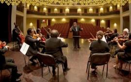 Concierto de gala en el Teatro del Estado por el 131 aniversario de la Editora de Gobierno