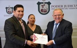 Poder Judicial de Veracruz, de los pocos a nivel nacional que promueve la capacitación de jueces y magistrados en materia de transparencia: IVAI