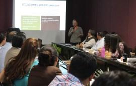 Capacita CEDH al personal del Congreso sobre igualdad y no discriminación