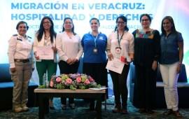 Fortalece Gobierno de Veracruz acciones para reducir riesgos de población migrante