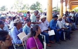Entrega SEDARPA casi 3 mdp a productores del sur afectados por la sequía