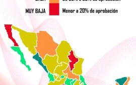 El pueblo veracruzano reconoce los resultados del gobernador Cuitláhuac: Gómez Cazarín