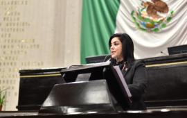 Plantea Rosalinda Galindo reforma para proteger a víctimas de violencia familiar