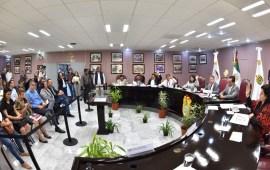 Atiende Diputación Permanente solicitudes municipales