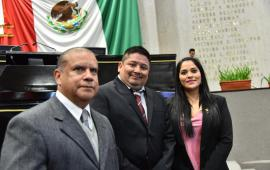 Trabajaré con absoluta transparencia e imparcialidad: diputado Rubén Ríos