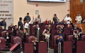 Congreso de Veracruz, por primera vez en la historia, rechaza la Cuenta Pública 2018 de Yunes Linares