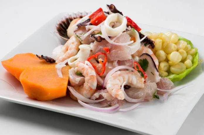 Resultado de imagen para ceviche peruano