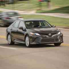 All New Camry Hybrid 2018 Paultan Toyota Xle Test Drive Gallery Photo 4