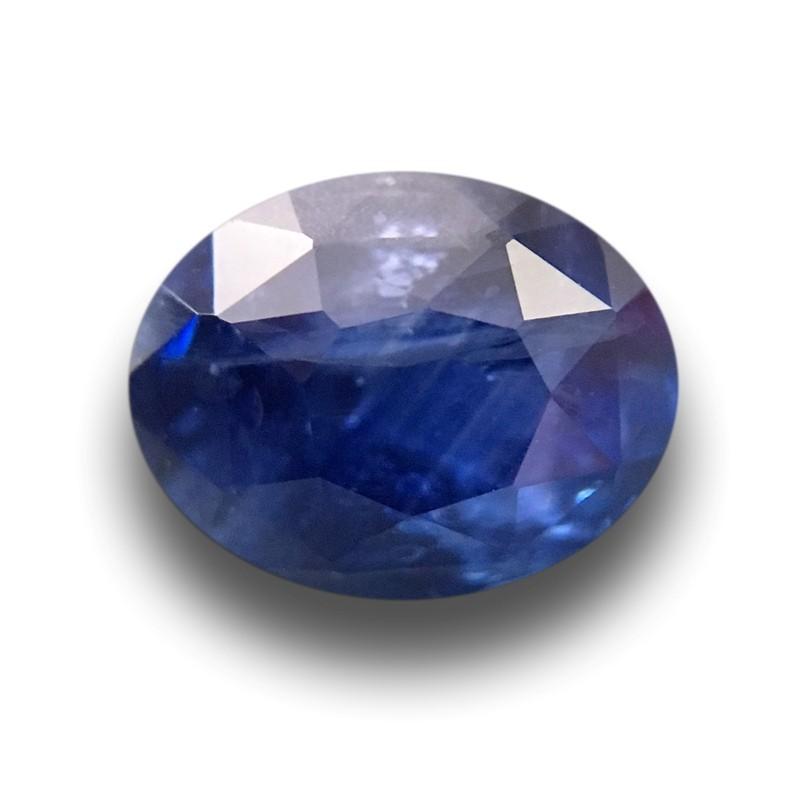 118 Carats Natural Blue Sapphire Loose GemstoneNew