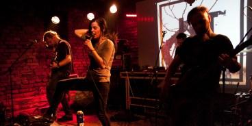 Koncert Hetane w klubie Alchemiw Krakow