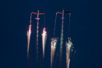 Twister Aerobatics Nightshow Nowy Targ 2016