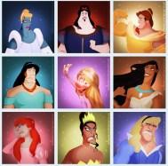 disney-villains-as-princesses