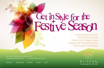 Alissar seasonal ad study