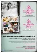Bride Show 2012 Exhibitor Promo Ad