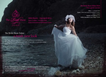 Bride Show Abu Dhabi and Dubai 2011 Sales Brochure Page8
