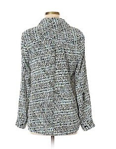 Valerie stevens long sleeve blouse size  also women   clothing on sale up to off retail thredup rh