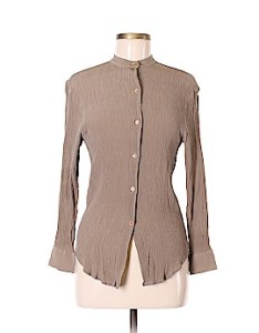 Valerie stevens long sleeve silk top size also women   clothing on sale up to off retail thredup rh