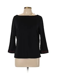 Valerie stevens long sleeve top size  also women   clothing on sale up to off retail thredup rh