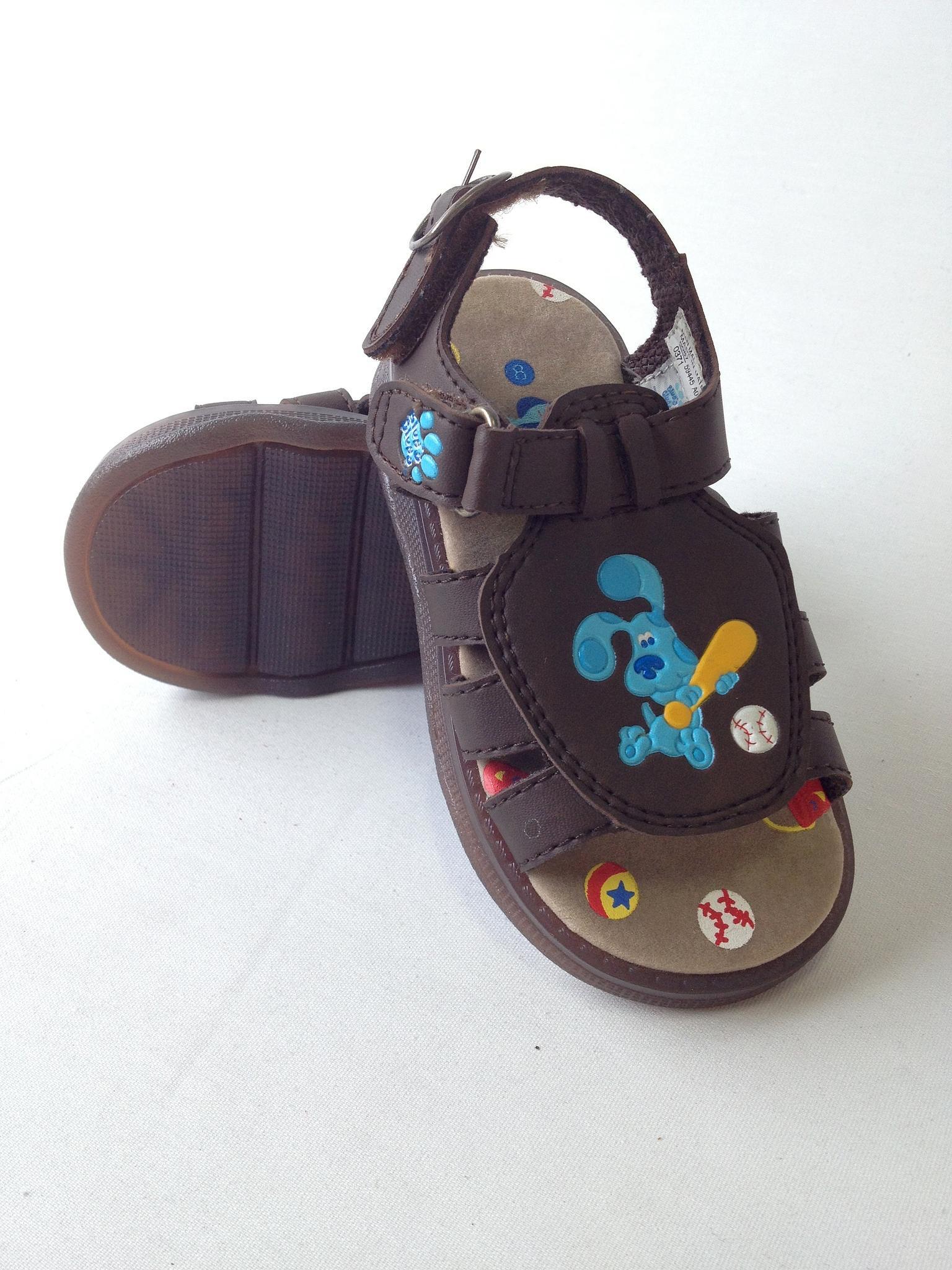 Blues Clues Shoes : blues, clues, shoes, Blue's, Clues, Sandals, ThredUP