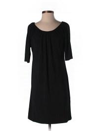 Tiana B. Solid Black Casual Dress Size XS (Petite) - 69% ...