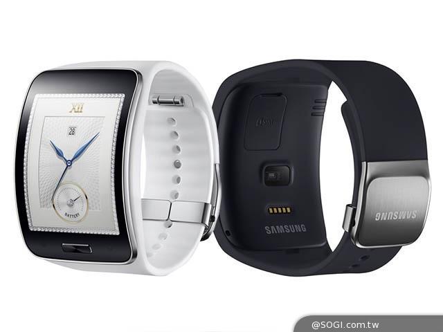 三星Gear S智慧錶現身!曲面螢幕,可插SIM卡 - SOGI 手機王
