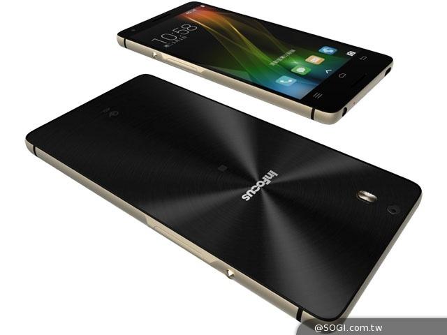 InFocus M810換新裝 將推藍寶石玻璃特仕版 - SOGI 手機王
