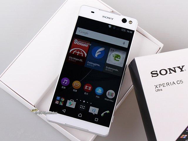 Sony Xperia C5 Ultra手機介紹,大大機 - SOGI 手機王
