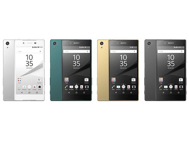 Sony Xperia Z5手機介紹 - SOGI 手機王
