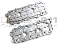 Camshaft Cover LOWER ALLOY. Porsche 993 1994
