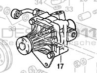 Buy Porsche 924 1977-88 924S 2.5L 1986-87 Power Steering