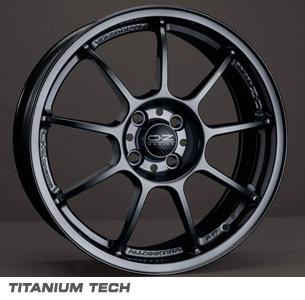 18 OZ Alleggerita HLT Light Weight Alloy Wheels For