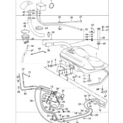 Porsche 928 Wiring Diagram 1978 Car Air Horn Buy 911 1965-1989 1974-83 Fuel System Parts | Design