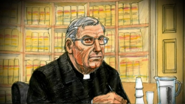 Day two of George Pell's appeal