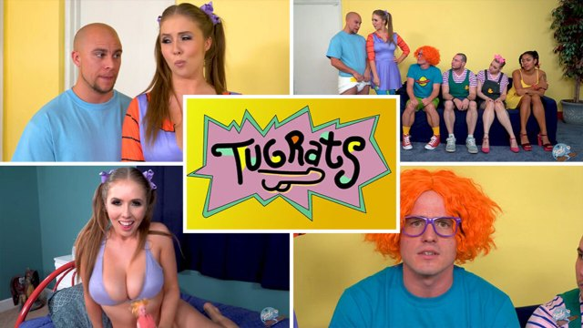 Porn Parody Emerges Of Popular Childrens Cartoon Rugrats Called Tugrats The Sun