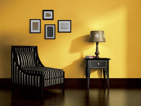 deco tout savoir sur le jaune dans la decoration