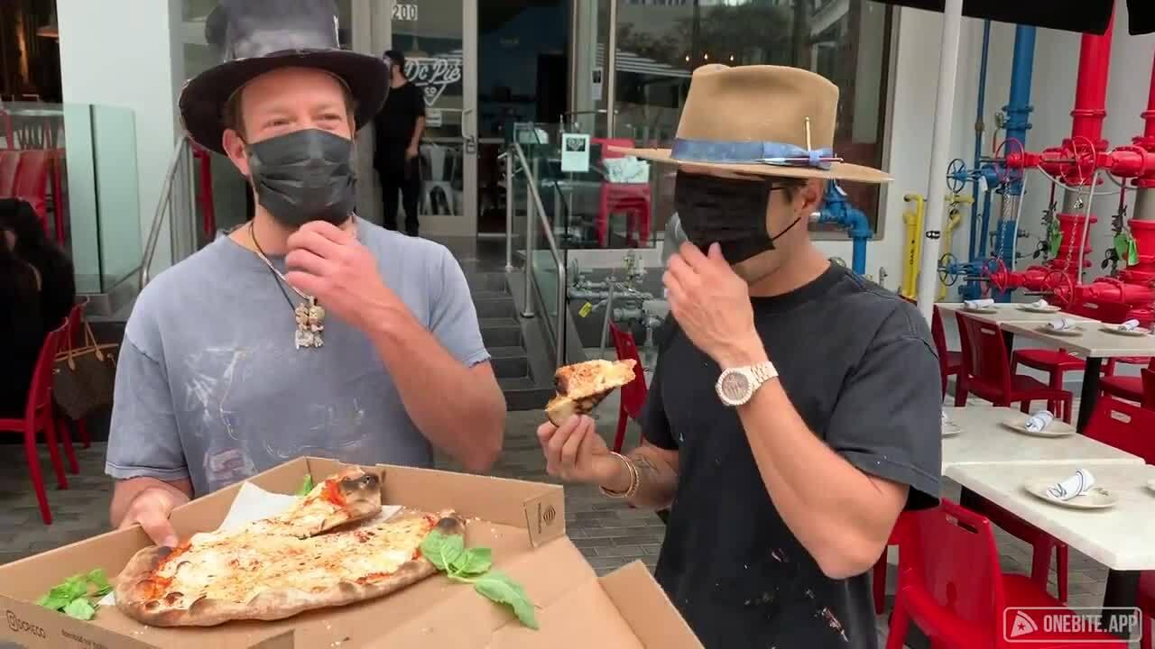 Barstool Pizza Review John S Pizzeria Jersey City Nj