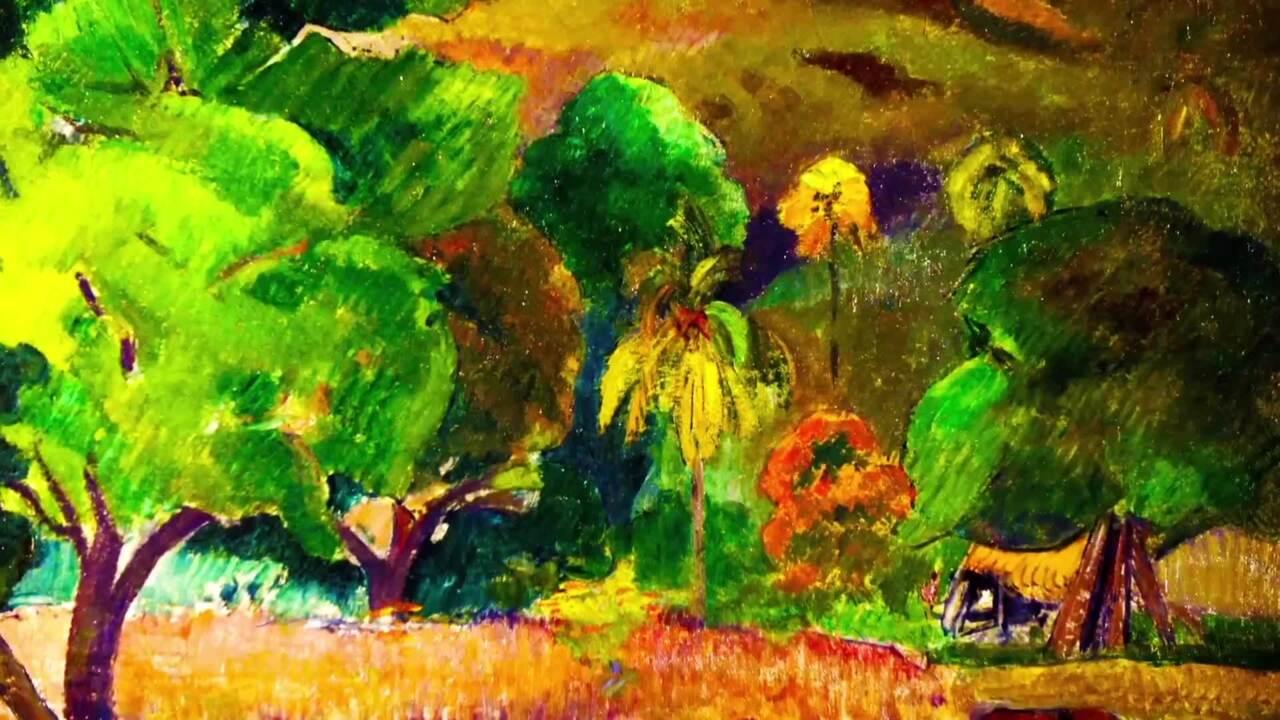 How Tahiti transformed Gauguin's art   Christie's