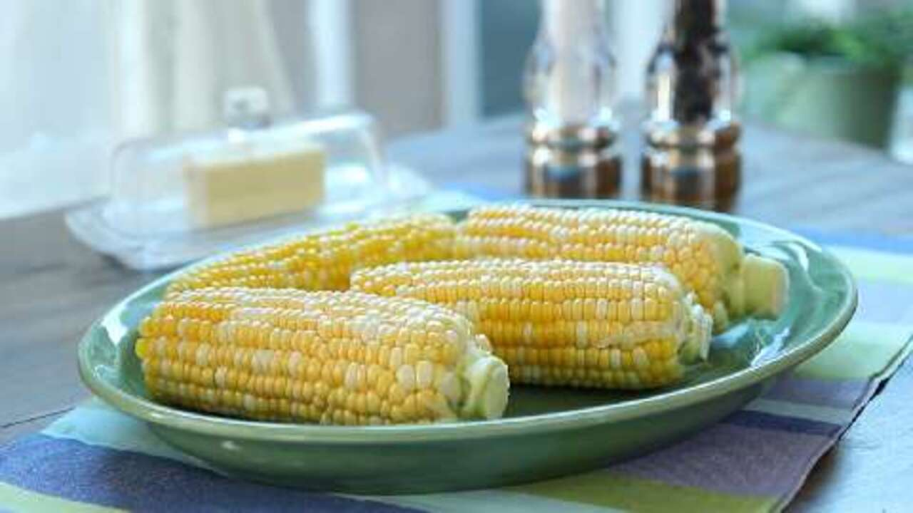 microwave corn on the