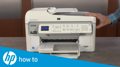 small resolution of how to manually clean a removeable printhead on hp printers hp support video gallery