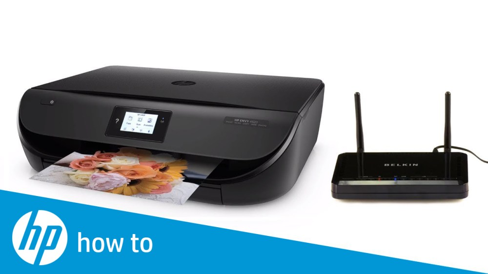 medium resolution of how to connect an hp printer to a wireless network using wi fi protected setup