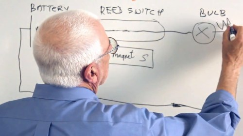 small resolution of reed switch plc wiring diagram